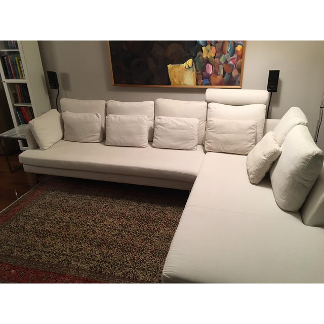 Bo Concept Istra Sectional Sofa - Image 5 of 7