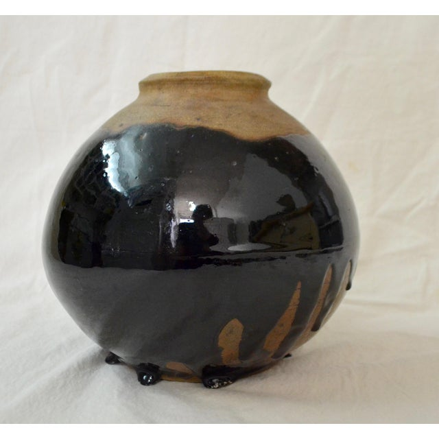 Vintage Hand Thrown Studio Pottery Vase - Image 2 of 11