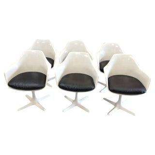 Burke Tulip Chairs - Set of 6