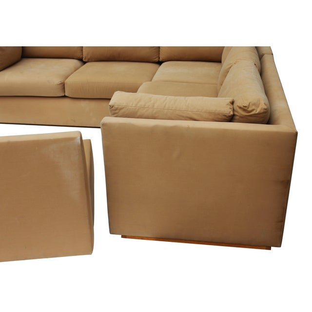 Modern 3-Piece Sectional Sofa - Image 9 of 10