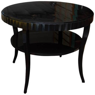 Barbara Barry for Baker Round Accent Table