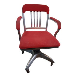 Red Good Form Chair