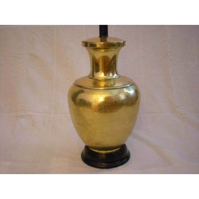 Brass Canister Lamp - Image 3 of 5