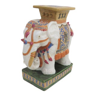 Chinese Elephant Garden Stool