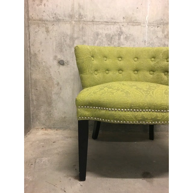 HD Buttercup Slipper Chairs - A Pair - Image 4 of 6