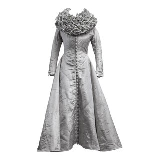 Scaled costume from the Shakesperean collection by Rien Bekkers - Early 17th century style lady dress