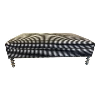 Vanguard Furniture Cocktail Ottoman