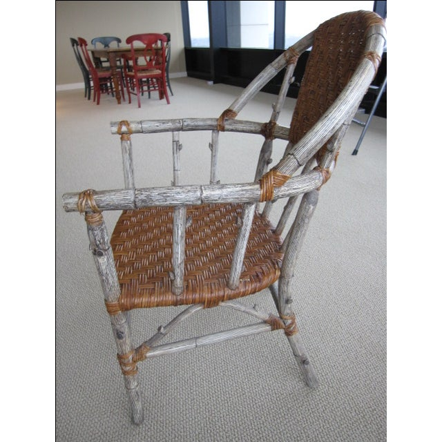 Image of Primitive Chairs - Pair