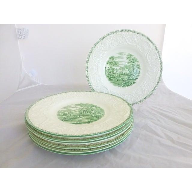 Wedgwood Creamware Dinner Plates - Set of 7 - Image 2 of 11