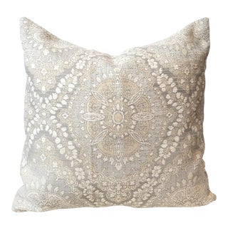 Designer Traditional Jacquard Pillow Cover