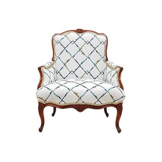 Rococo Style Bergere Chair