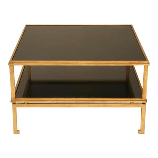 French Inspired Mid-Century Modern Coffee Table