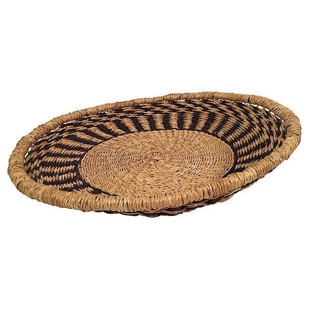 African Woven Baskets: African Woven Basket