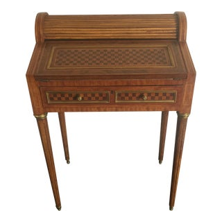 French 1940's Writing Desk