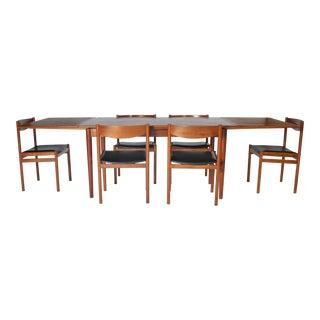Danish Modern Expandable Dining Set