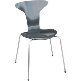 Arne Jacobsen Diablo Chair for Fritz Hansen 1955