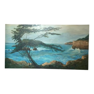 Plein Air Beach Painting