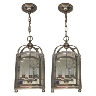 Circa Mini Lanterns - Pair