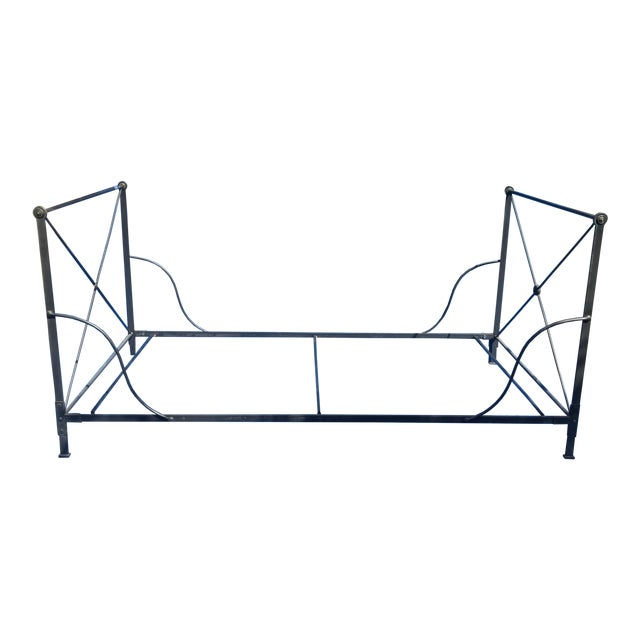 Image of Bloomingdales 1980's Iron Daybed