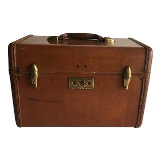 1950s Vintage Samsonite Streamline Cosmetic Case