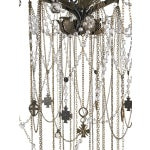 Image of Currey & Co Antiquity Chandelier