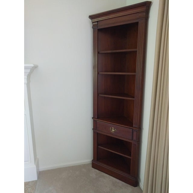 Pennsylvania House Bookcase Wall Unit - 3 Pieces - Image 8 of 10