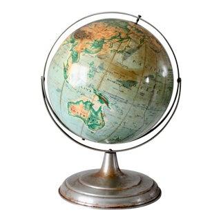1960s World Globe