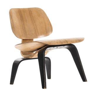 Charlies and Ray Eames LCW Chair