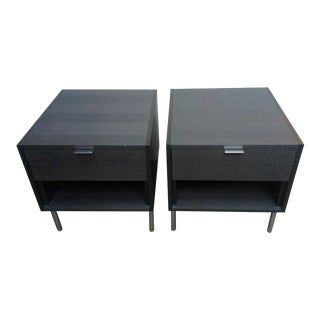 Niels Bendtsen Bensen Partu Nightstands - a Pair