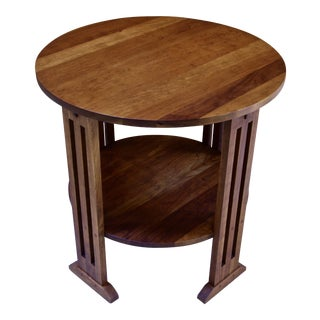 Stickley Round Side Table
