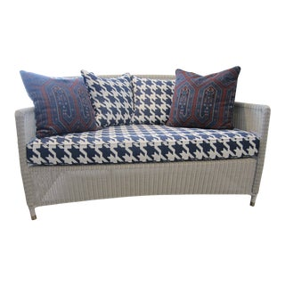 Brown Jordan Outdoor Settee