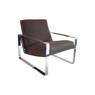 Mid-Century Milo Baughman Lounge Chair