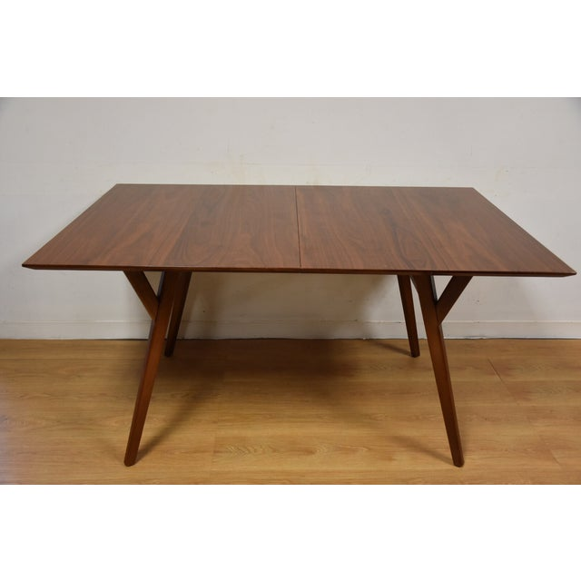Walnut Dining Table - Image 3 of 11