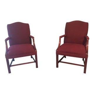 Ryder Furniture Georgian Chairs - A Pair