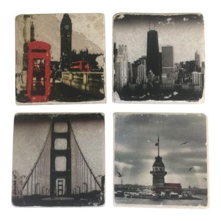 World Cities Coaster, Set of 4