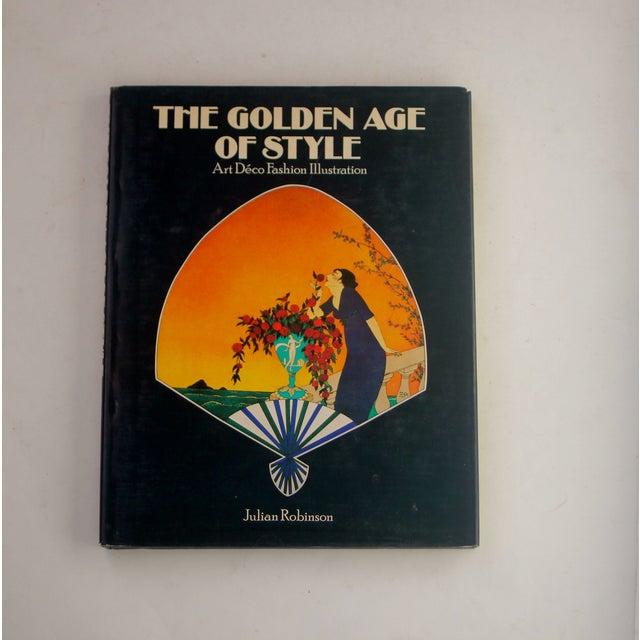Golden Age of Style: Art Deco Fashion Illustration - Image 2 of 10