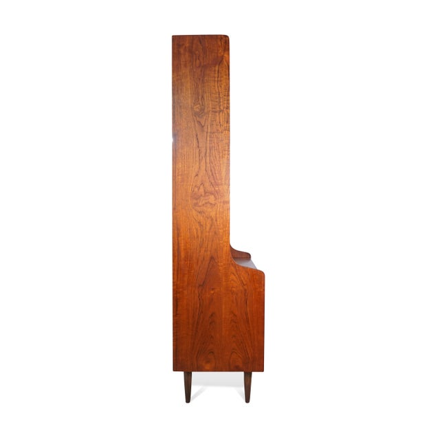 Original Danish Bookcase With 3 Drawers - Image 6 of 6