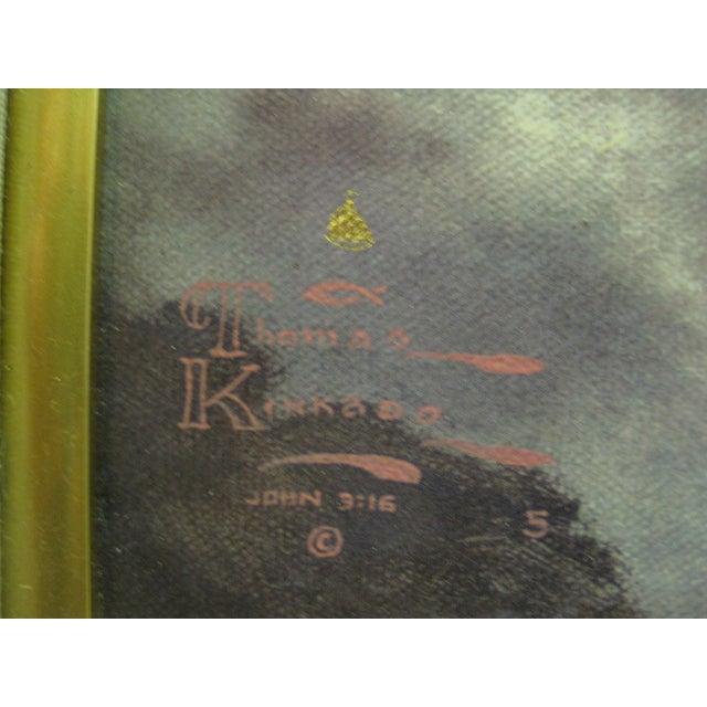 Thomas Kinkade Hand Touched Giclee - Image 4 of 7