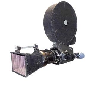 Rare Cinema Camera Circa 1960s. Arriflex 16BL Complete. Display As Sculpture.
