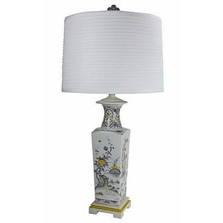 Porcelain Chinoiserie Table Lamp