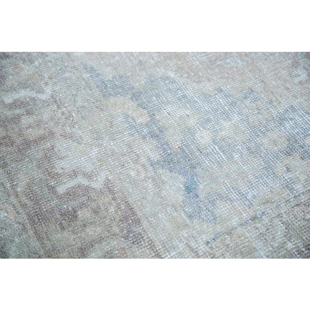 "Distressed Oushak Carpet - 6' X 9'7"" - Image 3 of 8"