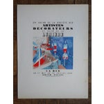 Image of Dufy Mid 20th C. Modern Lithograph-Mourlot