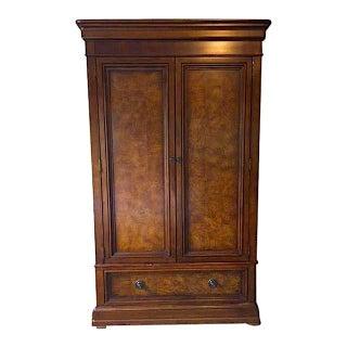 Ethan Allen Armoire Cabinet