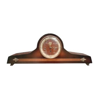 Vintage Art Deco Mantle Clock