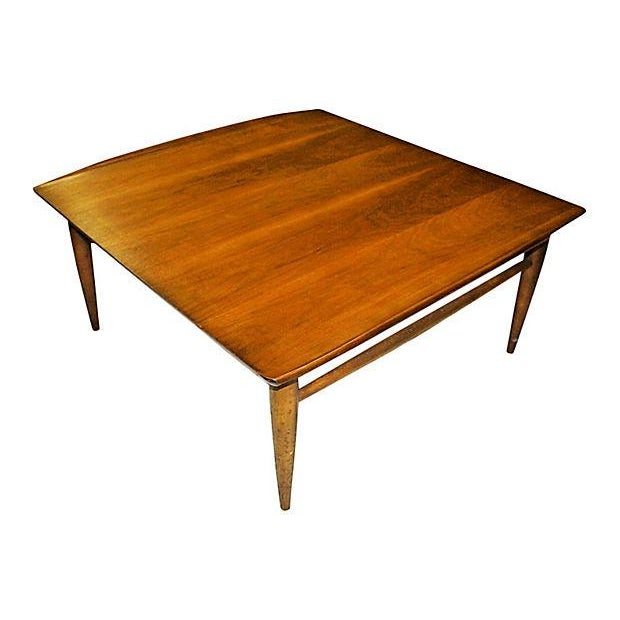 Mid-Century Modern Coffee Table - Image 1 of 6
