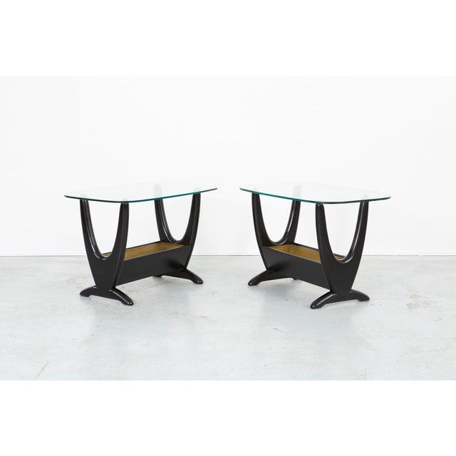 Set of Adrian Pearsall Side Tables - Image 3 of 11