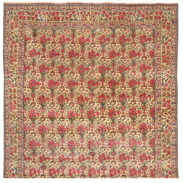 Antique Persian Zili Sultan Carpet - Image 1 of 1