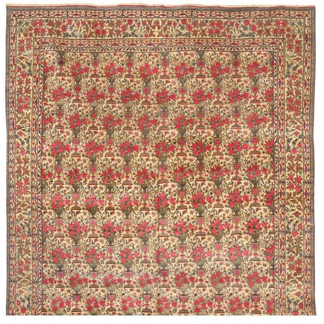 Image of Antique Persian Zili Sultan Carpet