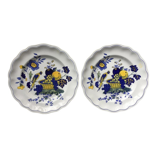 Vintage Copeland Spode Dinner Plates - A Pair - Image 1 of 6