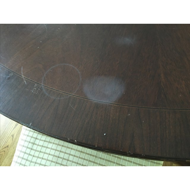 Stow Davis Dining Table - Image 4 of 7